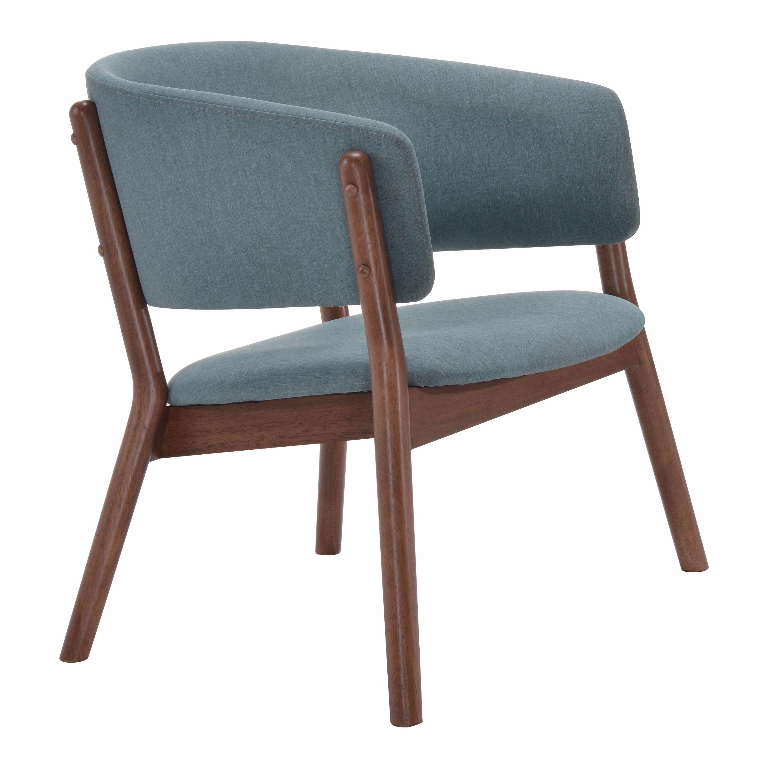 Chapel lounge chair blue set of 2 blue lounge accent