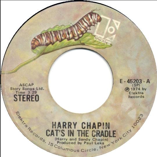 Harry Chapin Cats In The Cradle Music Memories Songs Music Love