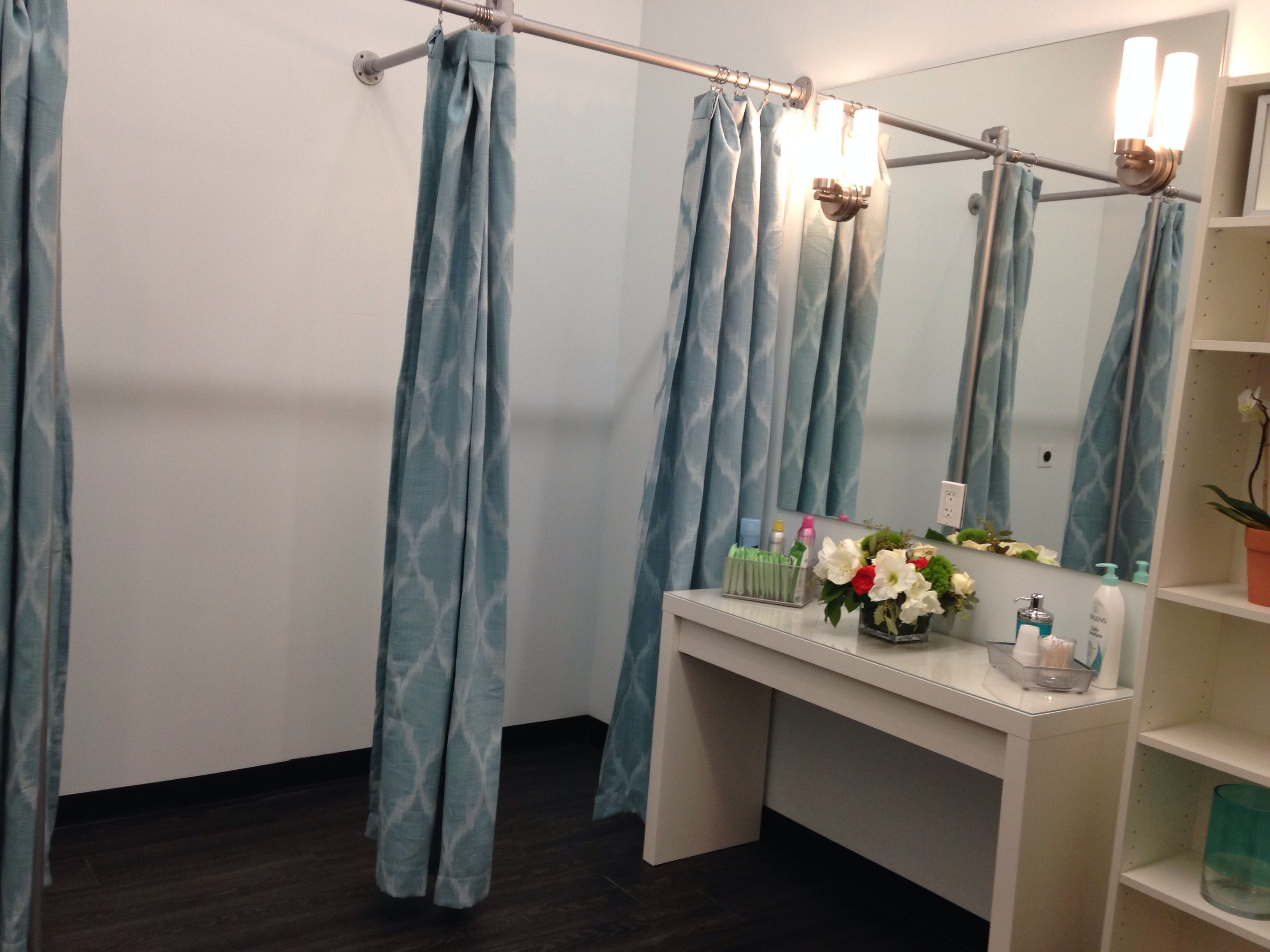 Changing Rooms And Vanity In Locker Room Our Beautiful