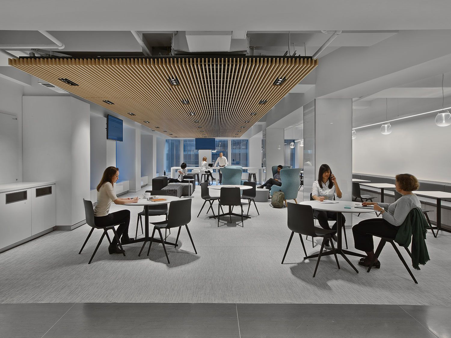 Investment firm offices new york city office snapshots
