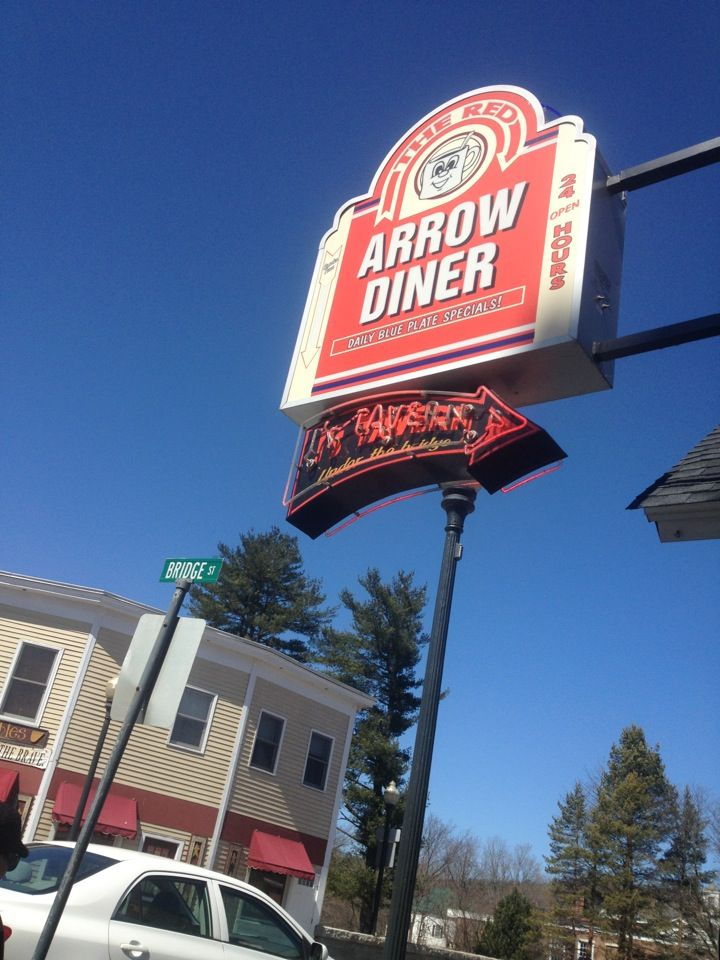 Red Arrow Diner Manchester Nh Ord Londonderry The Operates Restaurants In And