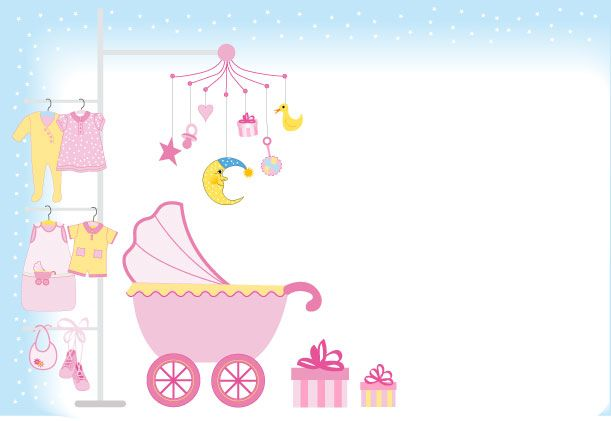 inv baby shower niña | Eva | Pinterest | Baby showers, Bebé y Duchas