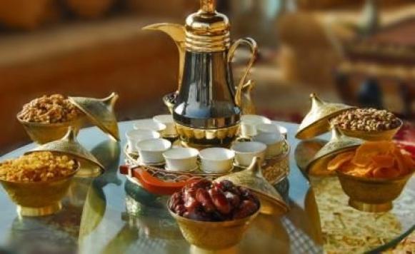 Ramadan Karim In Qatar Ramadan Ramadan Karim In 2020 Iftar Arabic Sweets Ramadan Celebration