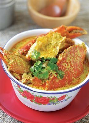 Kare Kepiting Tuban Sidoarjo Surabaya Makanan Ikan Resep Seafood Resep Kepiting
