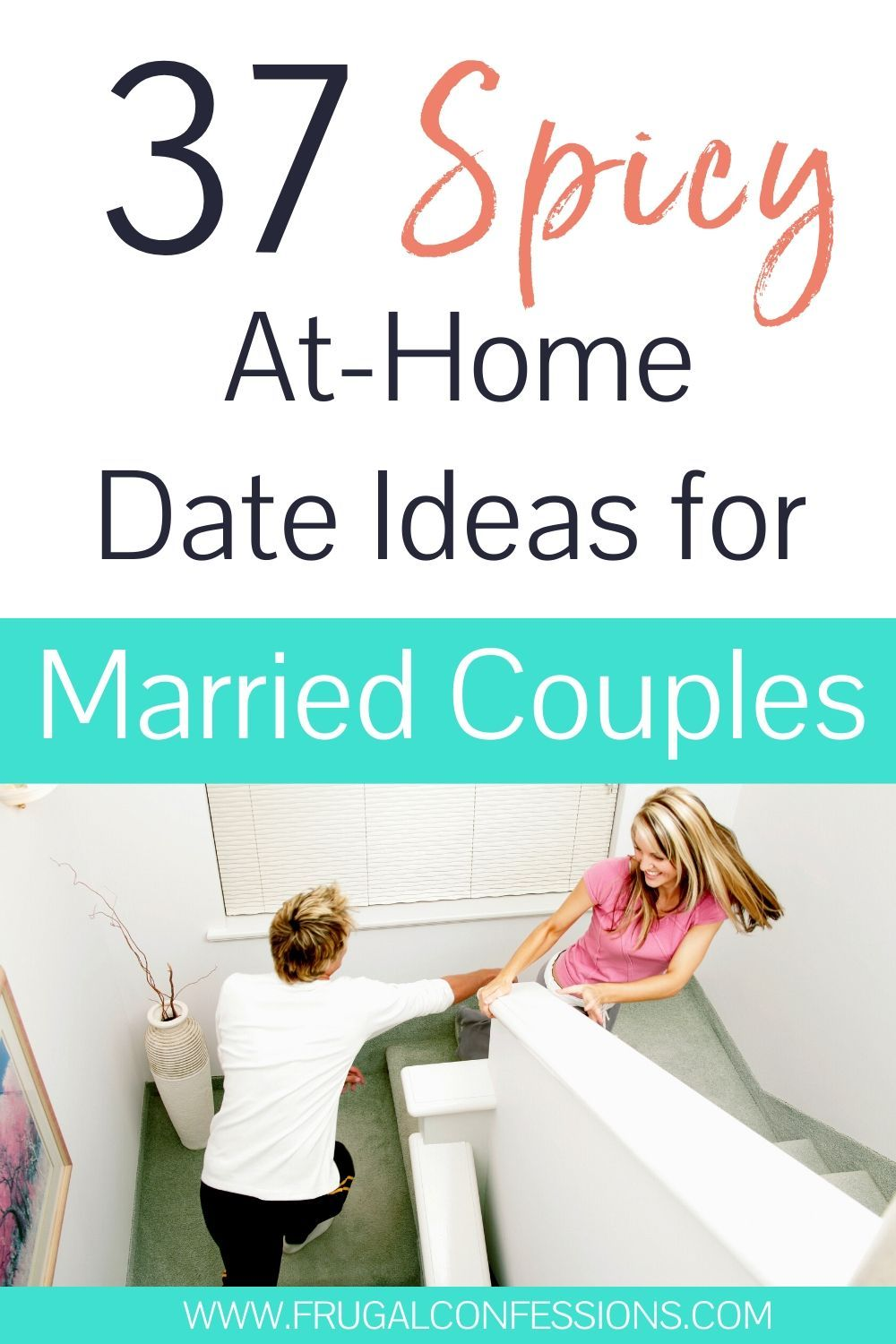 37 AtHome Date Night Ideas for Married Couples [No TV] in