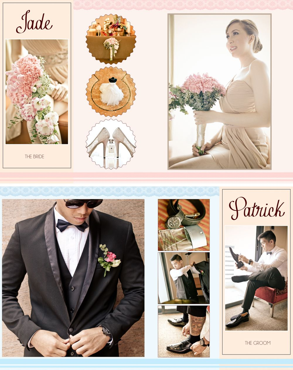 8x10 Wedding Album Layout Justmarried Patrickandjade Weddinglayout Wedding Album Layout Wedding Album Bride