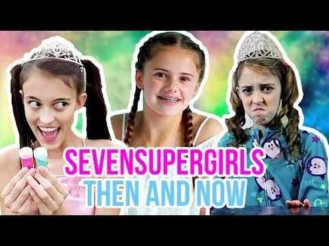 Seven Super Girls Jazzy 2017