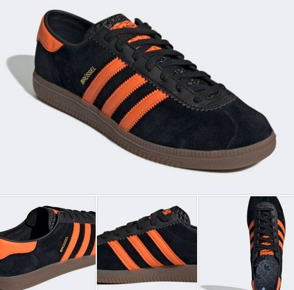 new product 17018 1e9c1 Stay up late tonight if you want to secure a pair of these Adidas City  Series Brussels trainers, as they will sell out quickly.