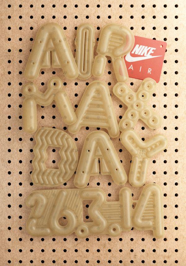 Typography inspiration, 3d typography