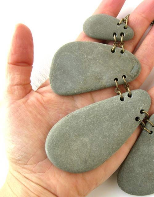 Photo of How To Drill Small Beach Stones ⋆ Ceramic Sculpture and Pottery – Inspired By Nature