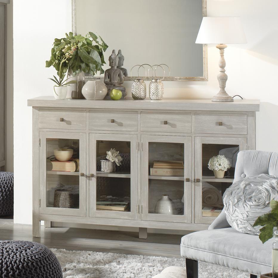 TAEL APARADOR | Mueble para vajillas | Decoración de aparador ...
