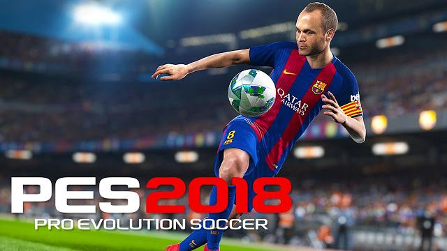 Pin by Ajewole timmy on Java Games PES 2018 PS4 NEW TRIBUN Screen