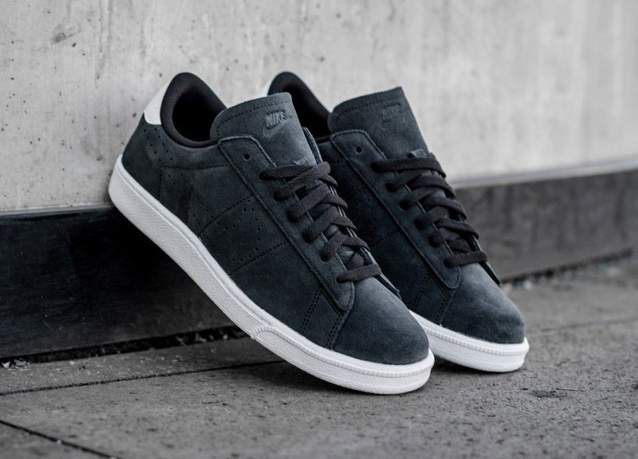 size 40 2cc06 daa1b Men s Nike Tennis Classic CS Suede Shoes - Black White - Size 12  fashion   clothing  shoes  accessories  mensshoes  athleticshoes (ebay link)
