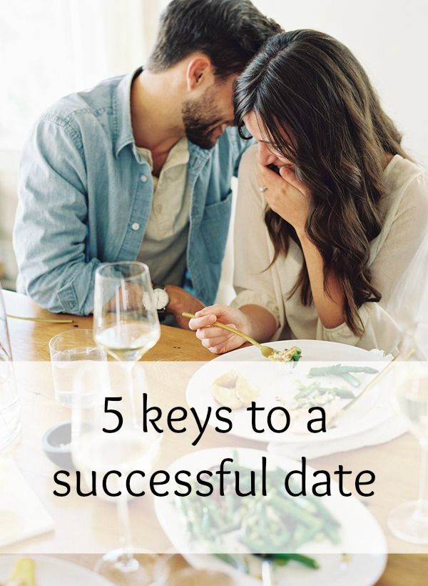 Key to successful dating