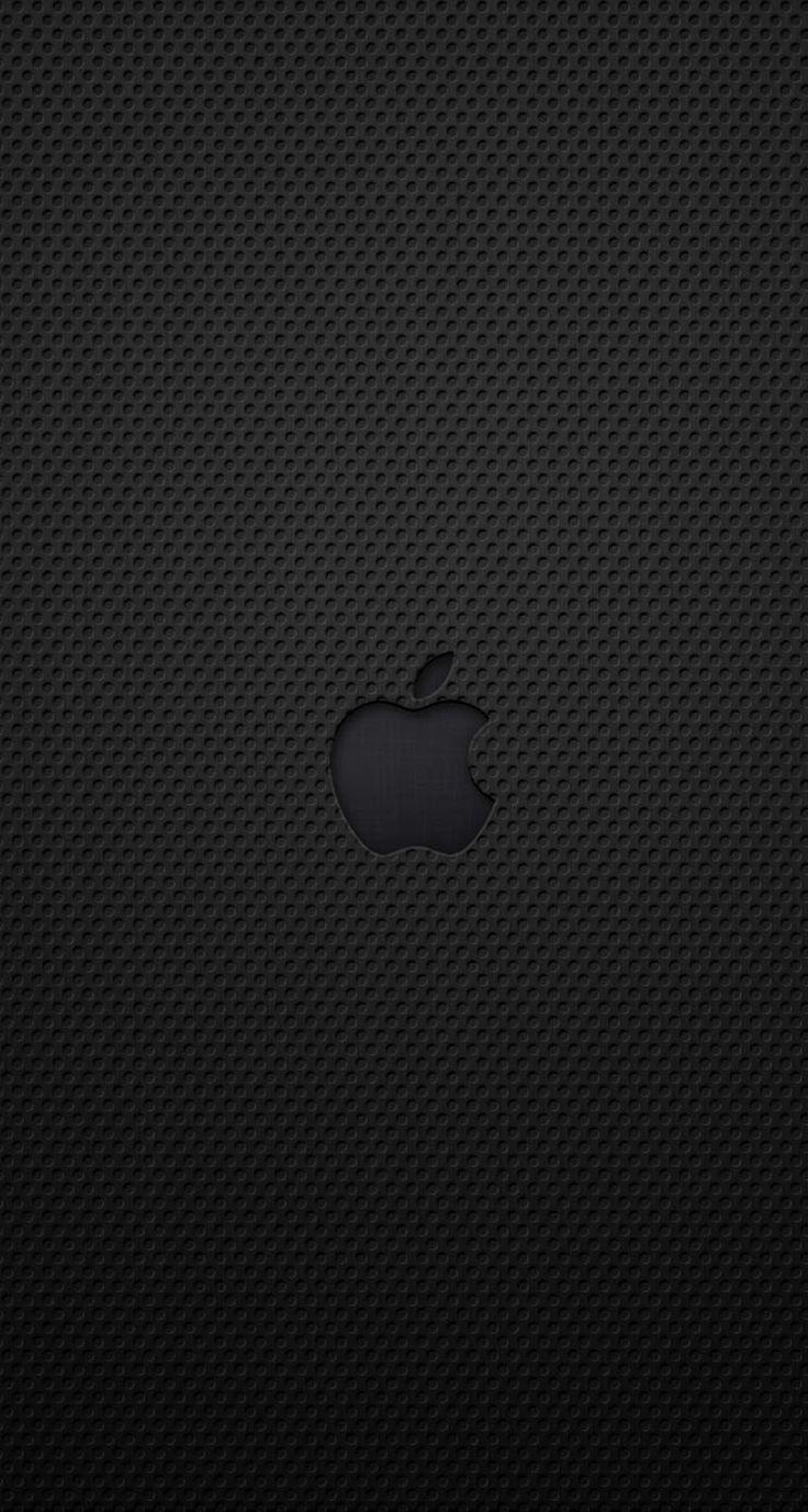 黒のかっこいいiPhone5 スマホ用壁紙 WallpaperBox Apple wallpaper