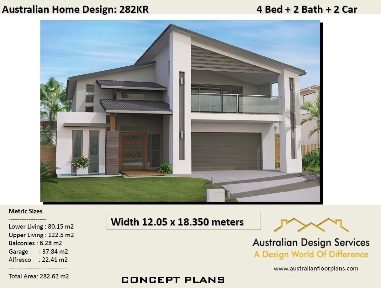 3040 Sq Feet Or 282 M2 4 Bedroom Or 3 Bed Study 2 Living Areas 2 Storey Design Front Balcony 2 Story Design 2 Storey Blueprints House With Balcony House Plans Australia House Plans
