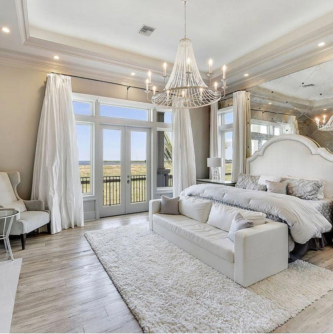 casas de habitación de lujo decoracióndeldormitoriodeoro on dreamy luxurious master bedroom designs and decor ideas id=80196