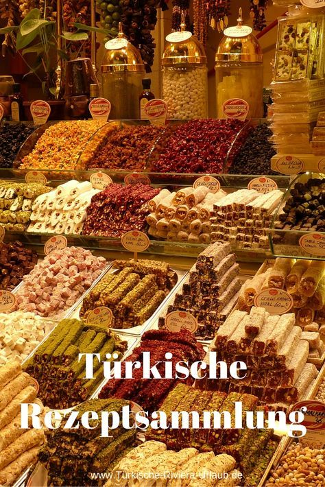 Türkische Rezepte: ( Der Top 10 Foodblogger aus der Türkei ...