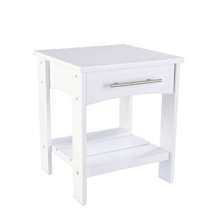 Best Kidkraft Addison Side Table White Target White Side 640 x 480