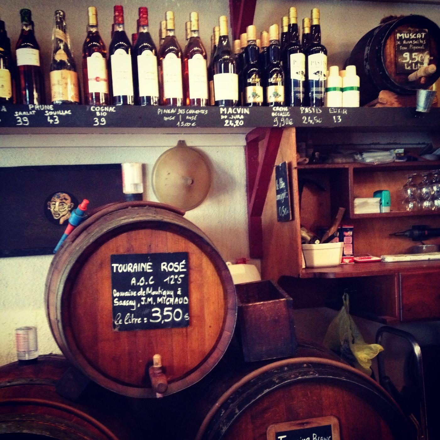 Oysters Le Baron Rouge 75012 Rouge Restaurant Paris Wine Bar