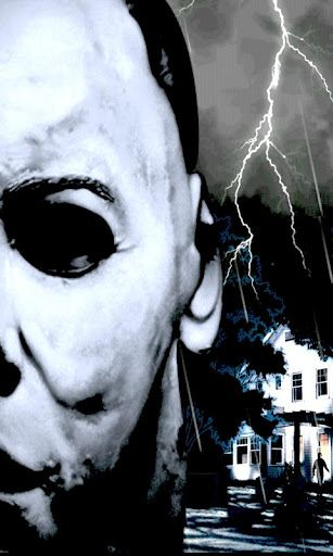 Halloween Michael Meyer Live Wallpaper Clock Full V2 3 Download Apk Halloween Live Wallpaper Michael Myers Michael Myers Halloween