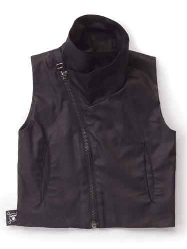70f95186f33 NUNUNU Unisex Black Wax Vest Sz 6-7Y  85 NWOT (eBay Link)