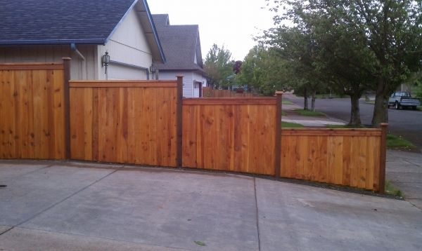 Beautiful Fence Panels Dog Ear Fences Privacy