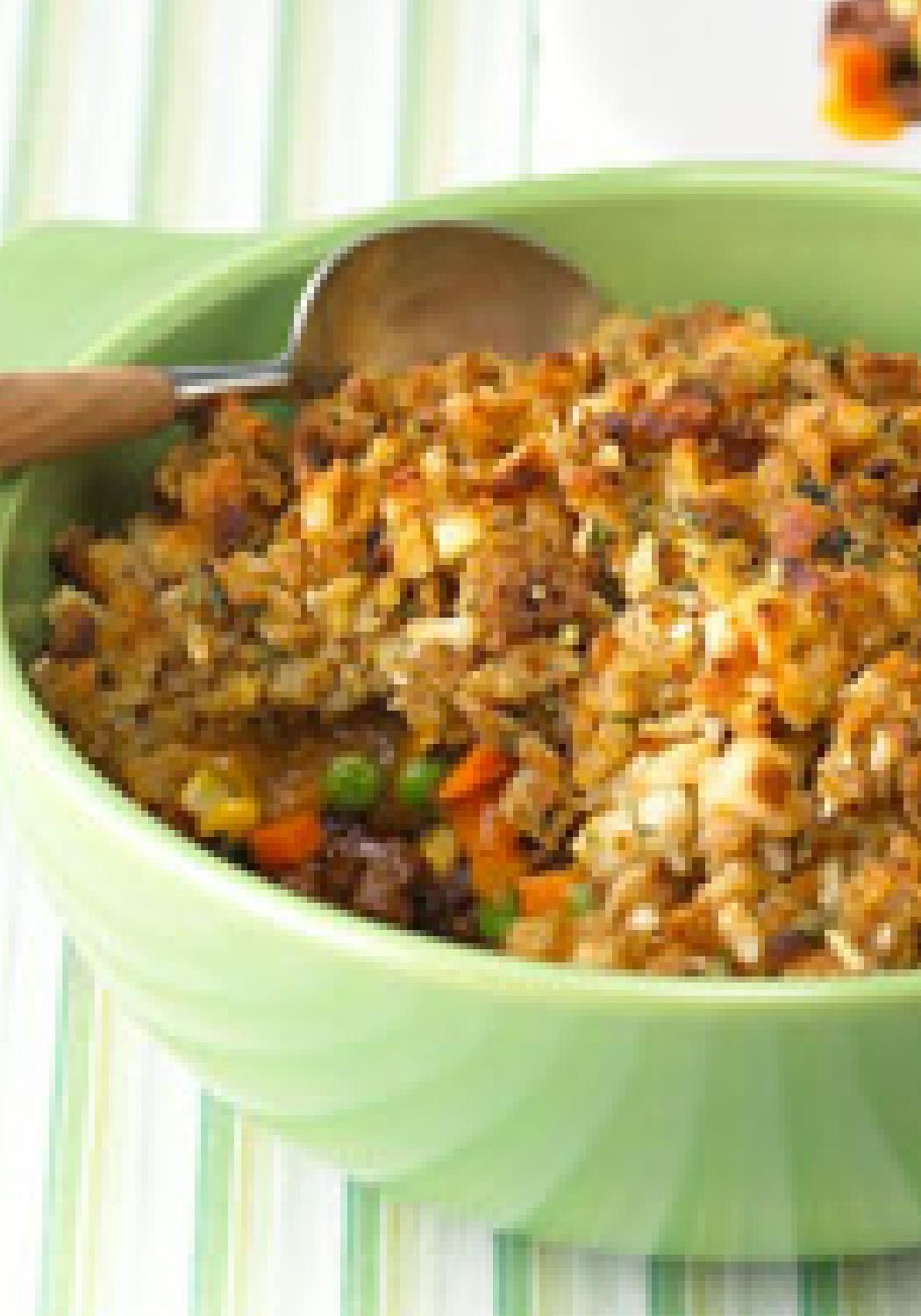 stove top shepherd's pie —flavorful stove top stuffing