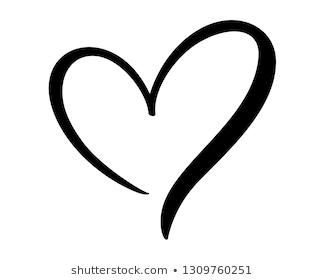 Stock Photo And Image Portfolio By Tymonko Galyna Shutterstock In 2020 Cute Heart Drawings Heart Drawing Love Heart Emoji