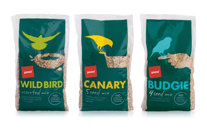 Pams Pet Food Food Packaging Design Food Packaging Packaging