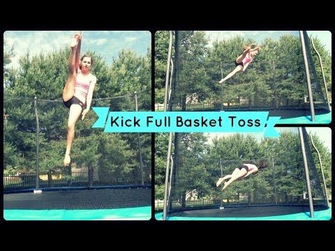 How To Do A Full On A Trampoline