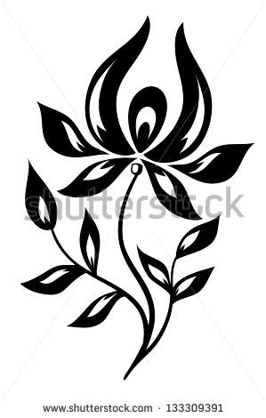 Stock Images similar to ID 132240020 - beautiful black and white ...