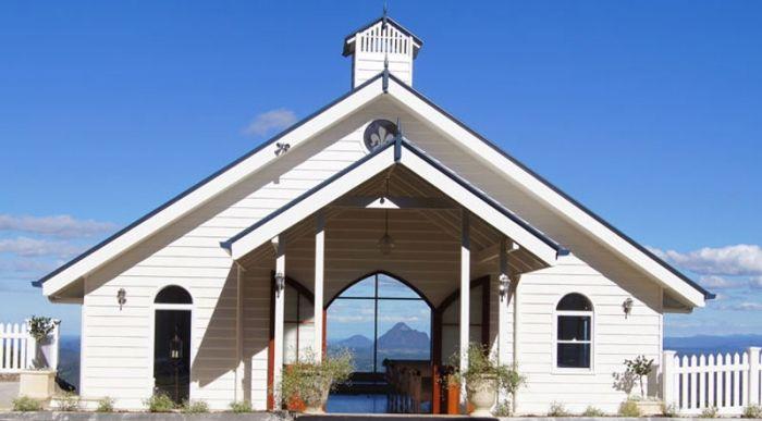 Tiffanys Wedding Chapel Montville Weddingsattiffanysau