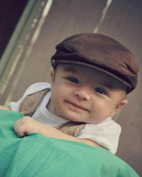 0ffbb1e8c6e CUSTOMIZABLE Newsboy Hat  Flat Cap with adjustable strap and fully lined   infant-toddler sizes available.  21.00