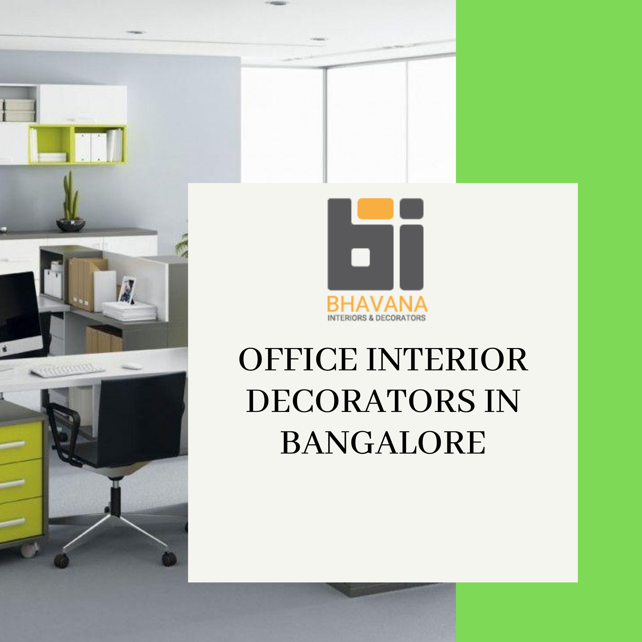 Increase the productivity of your Office with best Commercial Interior Designers.  We build creative & unique work spaces for your office. Get end to end Interior solutions for your office Today..!  Call Us:9902571049  #bhavanainterior #officeinterior #officedecor #designer #decorators #renovation #corporate #interiordesigner #budgetinterior