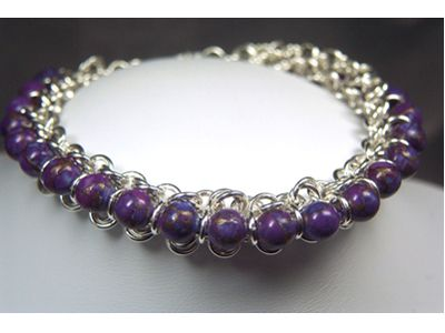 chain maille patterns Google Search chain maille Pinterest