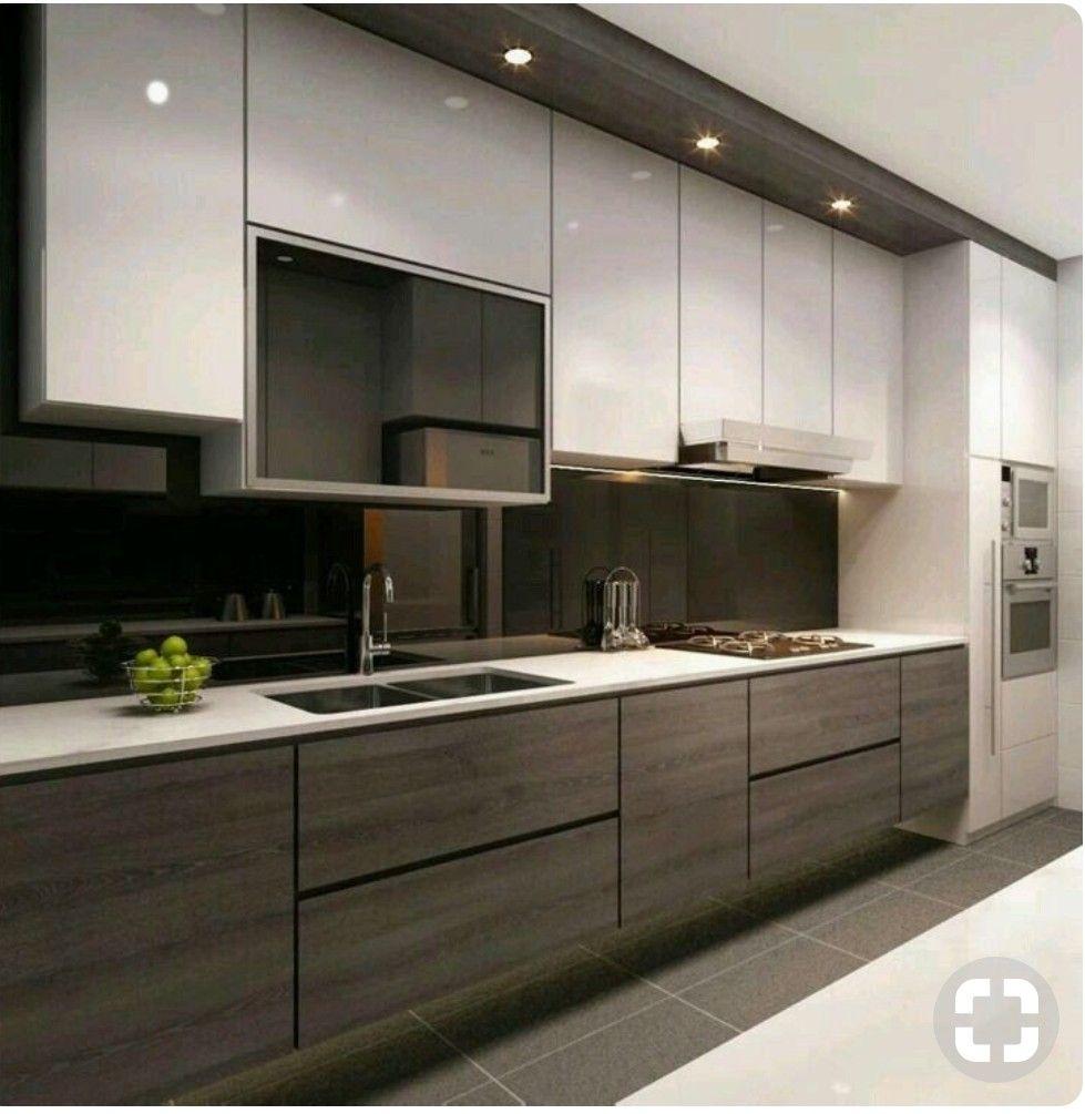 Pin by elizabeth orozco on diseños pinterest kitchens modern