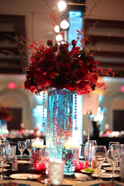 Fantastic Fire And Ice Wedding Party Theme : 75 Brilliant Ideas ...