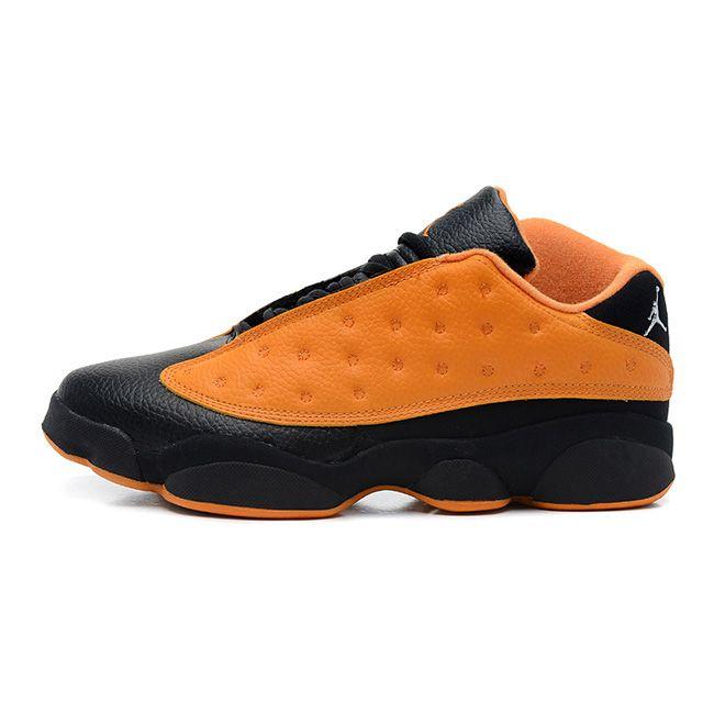 2011252e43ad9f 310810-007 Air Jordan 13 Retro Low Orange Black