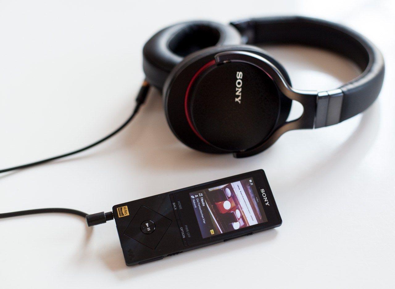Sony Hat Mich Gefragt Ob Ich Nicht Als Highresvip Ihren High Res Walkman With Resolution Audio Nw A35 Yellow