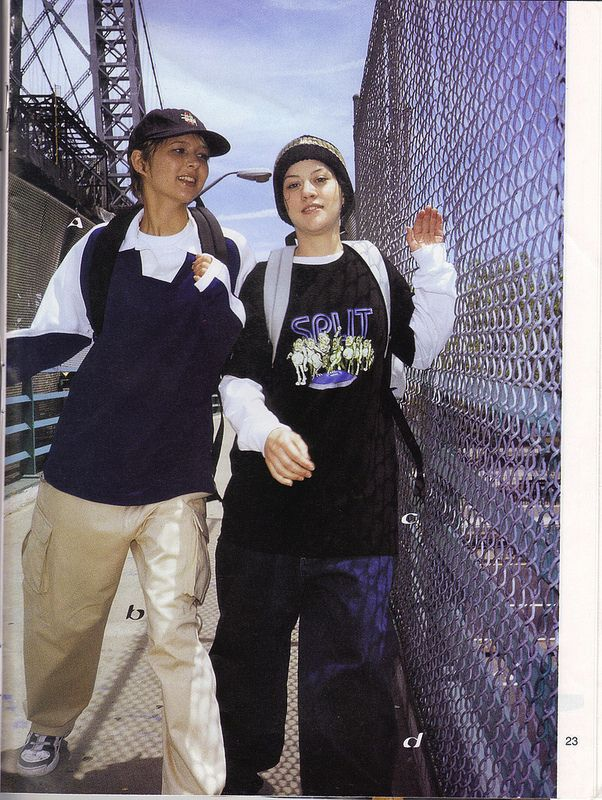 Badass. in 2020 | Early 2000s fashion, Skater style, 2000s ...