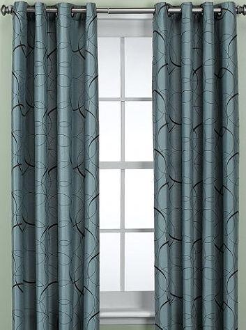 Orbitz Window Panel From Bed Bath Beyond Floor To Ceiling Curtains Blue Window Panels Window Panels