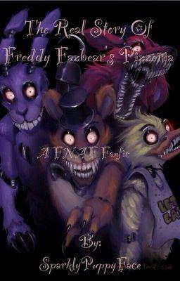 The Real Story Of Freddy Fazbear S Pizzeria My 8th Birthday