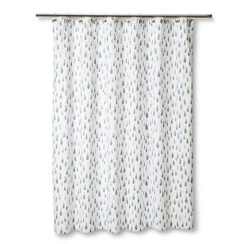 Nate Berkus Watercolor Shower Curtain Watercolor Shower Curtain Shower Curtain Curtains