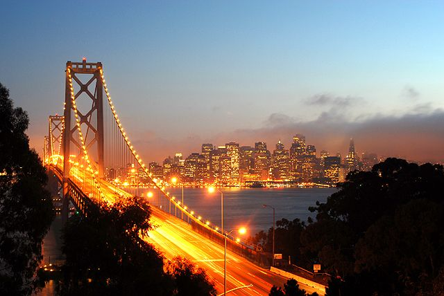 San Francisco, one of my favorite places to visit.