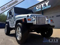 Used 2003 Jeep Wrangler X For Sale In Oklahoma City Ok 73122 Jeep Wrangler For Sale Used Jeep Wrangler Jeep Wrangler X