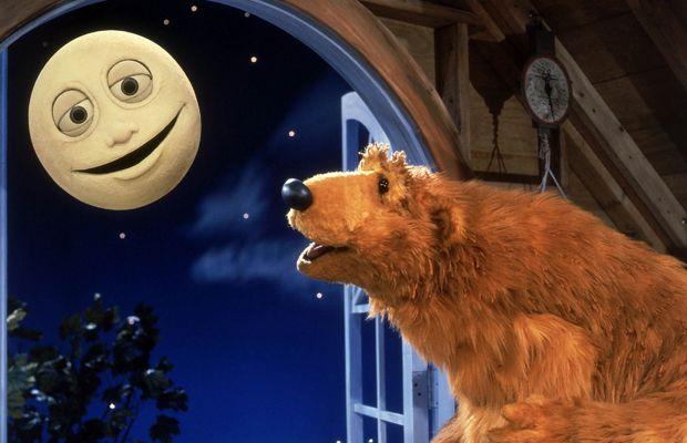 Bear In The Big Blue House 0 Der Bar Im Grossen Blauen Haus Kindheitserinnerungen Kinder Filme