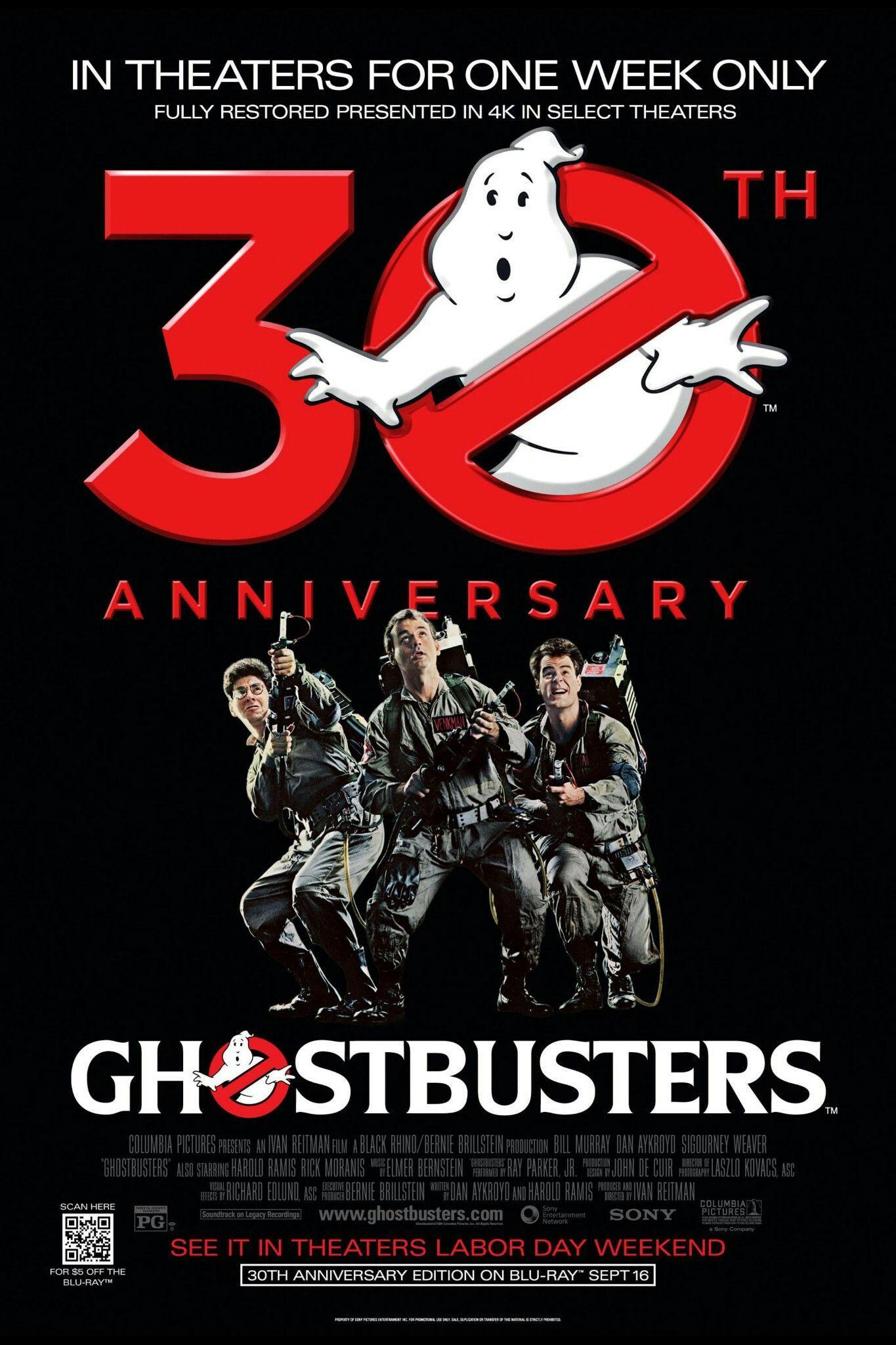 Ghostbusters Afterlife Jason Reitman Dan Aykroyd Movie 2020 Poster Art Print
