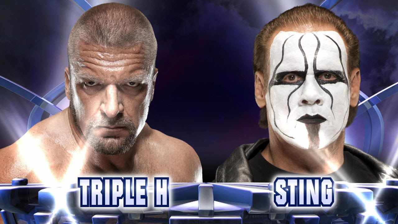 Broiled Sports: .@TripleH reveals why @Sting must be stopped at #W...