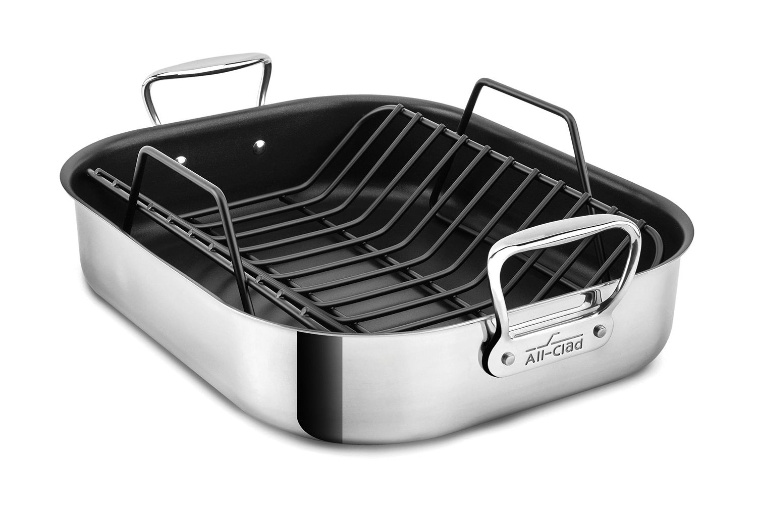 Allclad stainless steel 16 x 13 in nonstick large